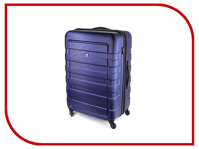 Чемодан Wenger Tresa 48x30x76cm 100L Blue 6581343177 чемодан wenger vaud 47x23x35cm 38l bordo 6399131154