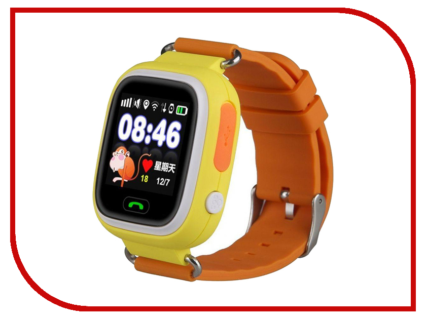 все цены на Wonlex Q80 Orange