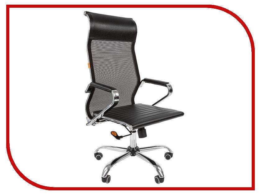 Компьютерное кресло Chairman 701 Black 00-07022368