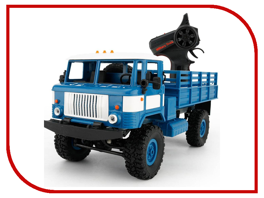 Игрушка Aosenma Offroad Truck 1:16 4WD Blue-White WPLB-24-B mz 33 180w 14400lm spot flood beam led worklight bar offroad 4wd suv driving lamp