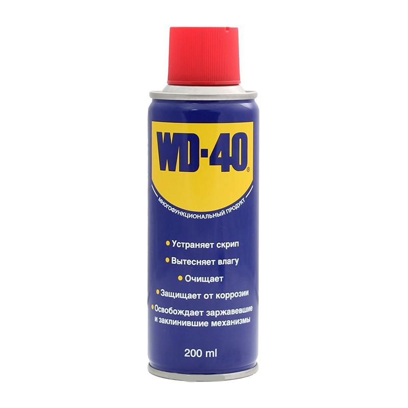 Смазка универсальная WD40 200ml