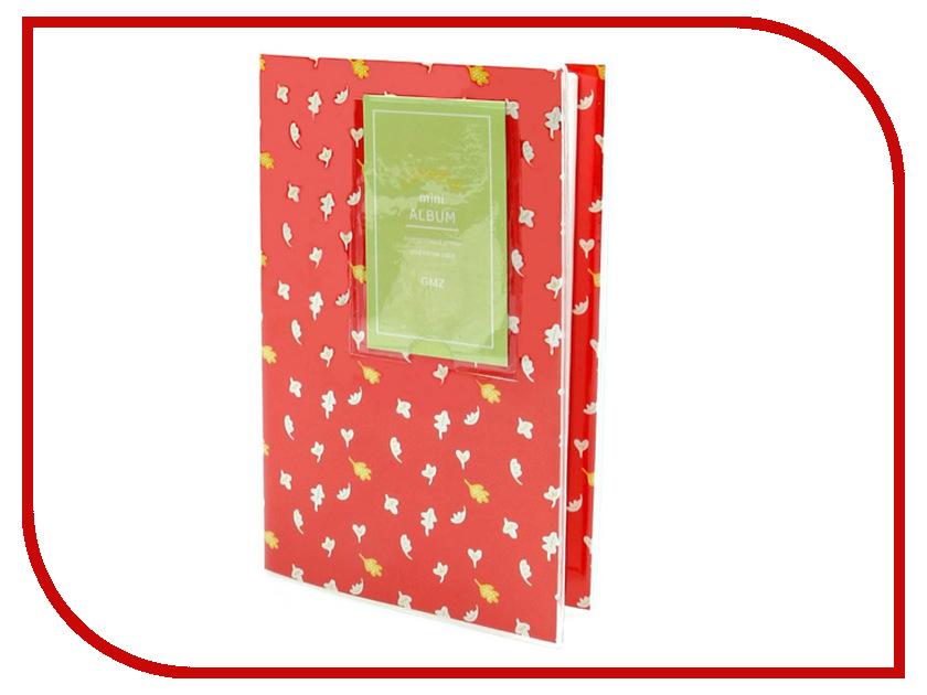 Фотоальбом FujiFilm Instax Mini Album Red Leaf 70100138268
