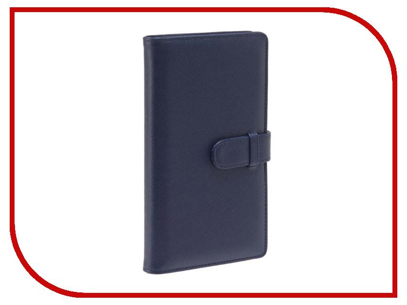 цена на Фотоальбом FujiFilm Instax Mini Laporta Album Navy Blue 16522567