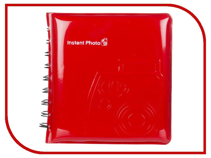 Фотоальбом FujiFilm Instax Mini Photo Album Red 70100129017