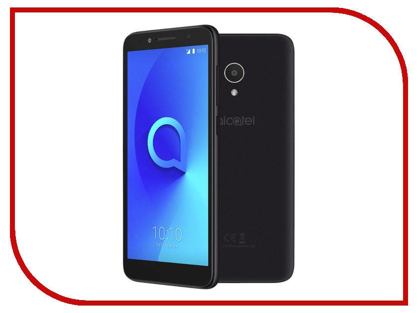 Сотовый телефон Alcatel 1X 5059D 16Gb 2Gb Black-Grey сотовый телефон digma linx a177 2g