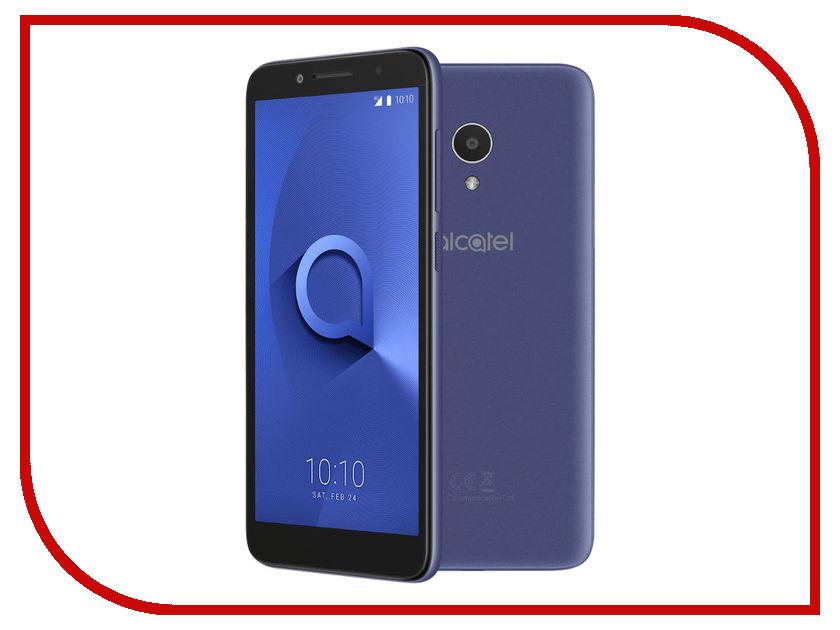 все цены на Сотовый телефон Alcatel 1X 5059D 16Gb 2Gb Black-Blue онлайн