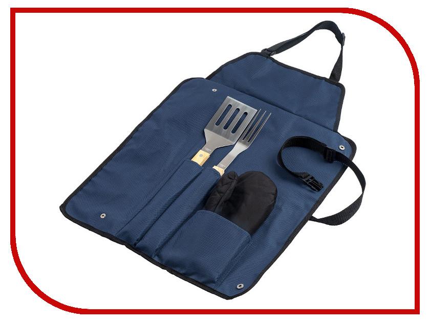 Фартук с набором для барбекю Проект 111 Grill Master Blue 5773.40