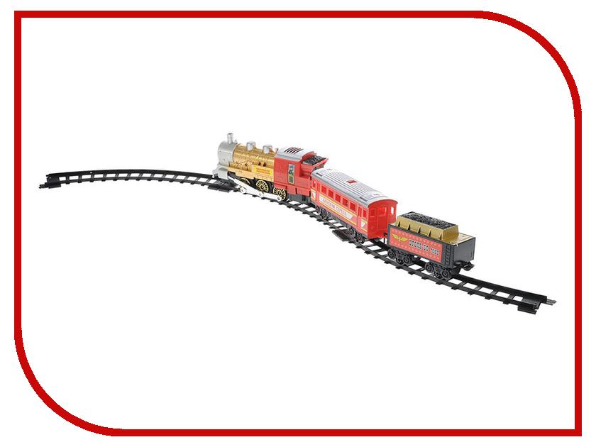 Игрушка Joy Toy Мой 1-й поезд Red A144-H06045 железная дорога joy toy мой первый поезд 16эл 380 см 0615