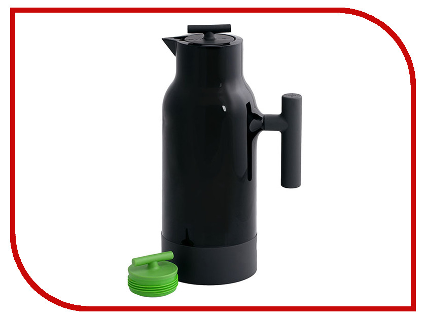 Термос Sagaform 1L Black 595.30 цена