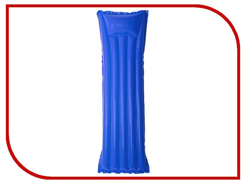Надувной матрас Makito Pumper 70x180cm MKT9961blue