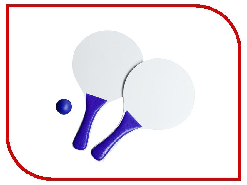 Игрушка Makito Набор для игры в пляжный теннис Cupsol MKT4578blue