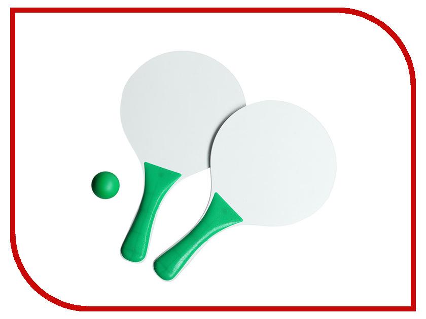 Игрушка Makito Набор для игры в пляжный теннис Cupsol MKT4578grn