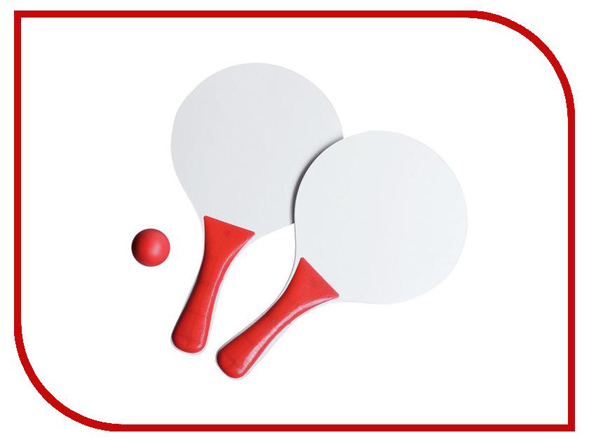 Игрушка Makito Набор для игры в пляжный теннис Cupsol MKT4578red