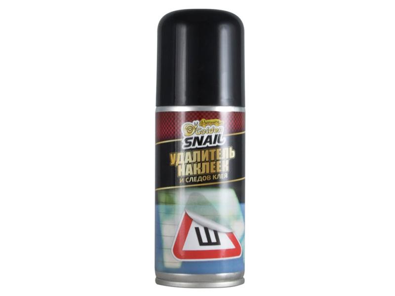 Очиститель следов клея Golden Snail 140ml GS 2018