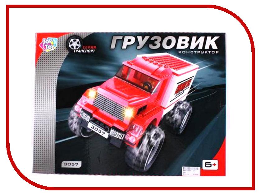 Конструктор Joy Toy Грузовик 3057 joy toy 7133в