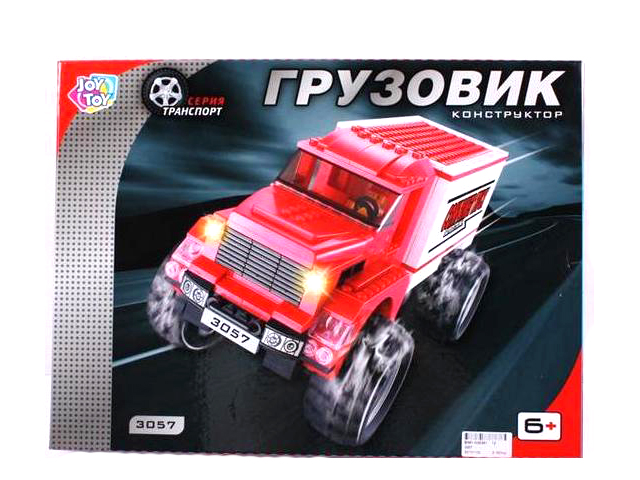 Конструктор Joy Toy Грузовик 3057