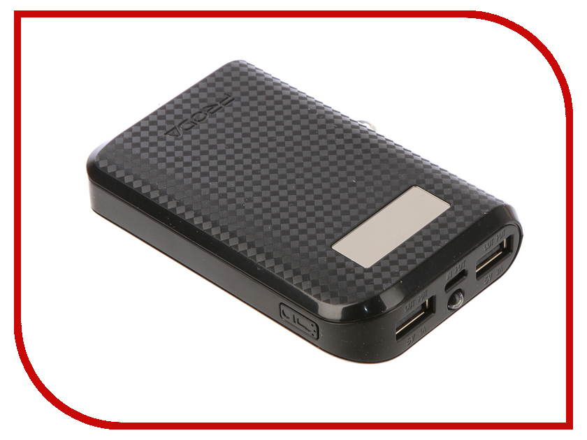 Аккумулятор Remax Proda Linon 3J 10000mAh Black аккумулятор remax proda chicon series ppp 33 10000mah grey
