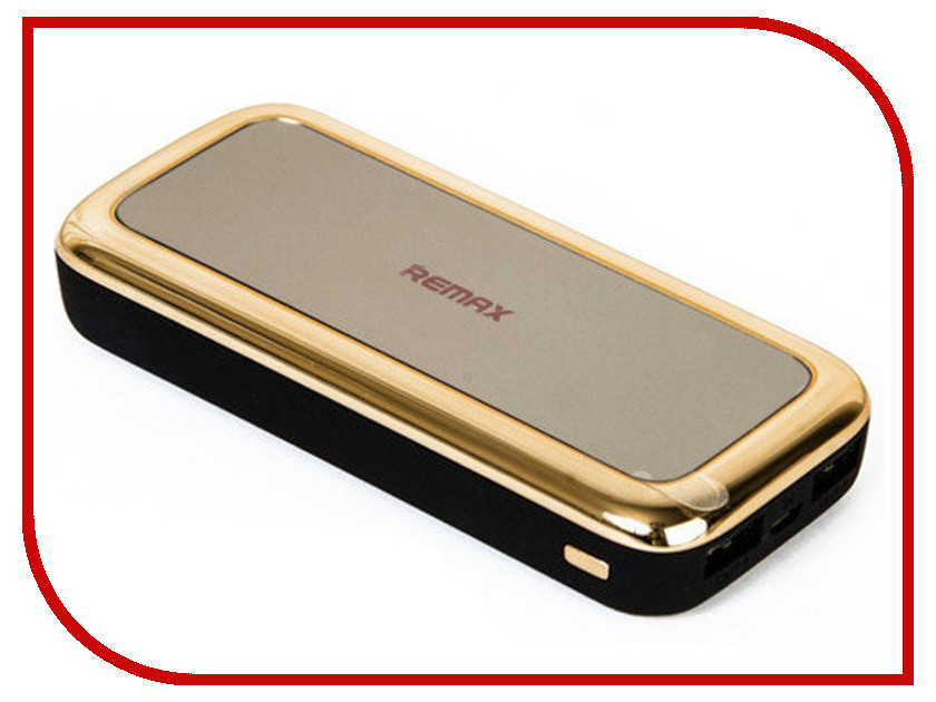 Аккумулятор Remax Mila RP-36 10000mAh Gold