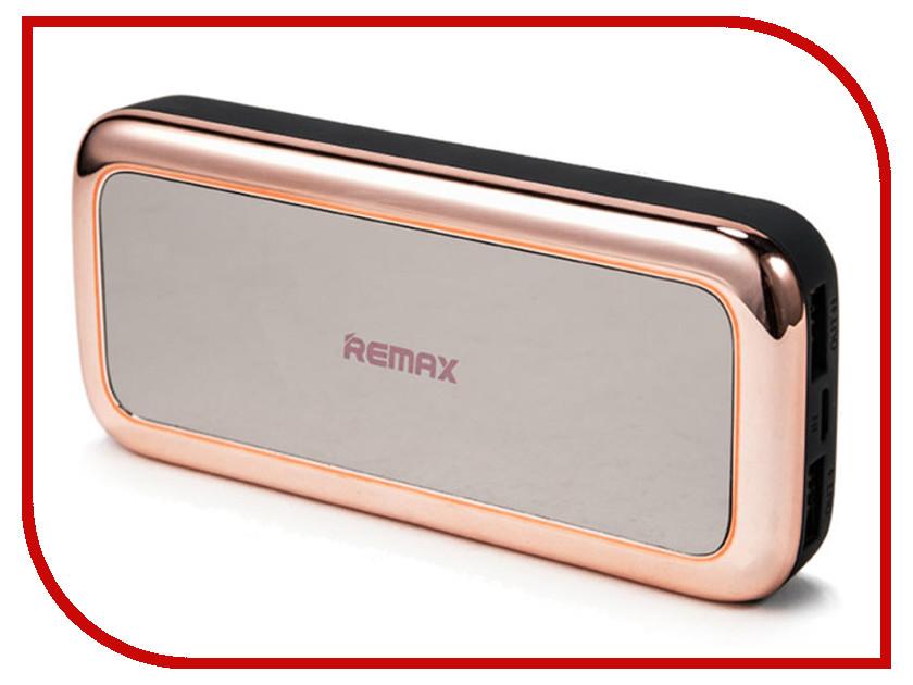 Аккумулятор Remax Mila RP-36 10000mAh Rose Gold