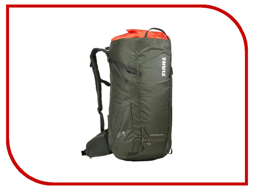 Рюкзак Thule Stir 35L Mens Dark Forest 3203544 рюкзак thule stir 35l mens dark shadow 3203543