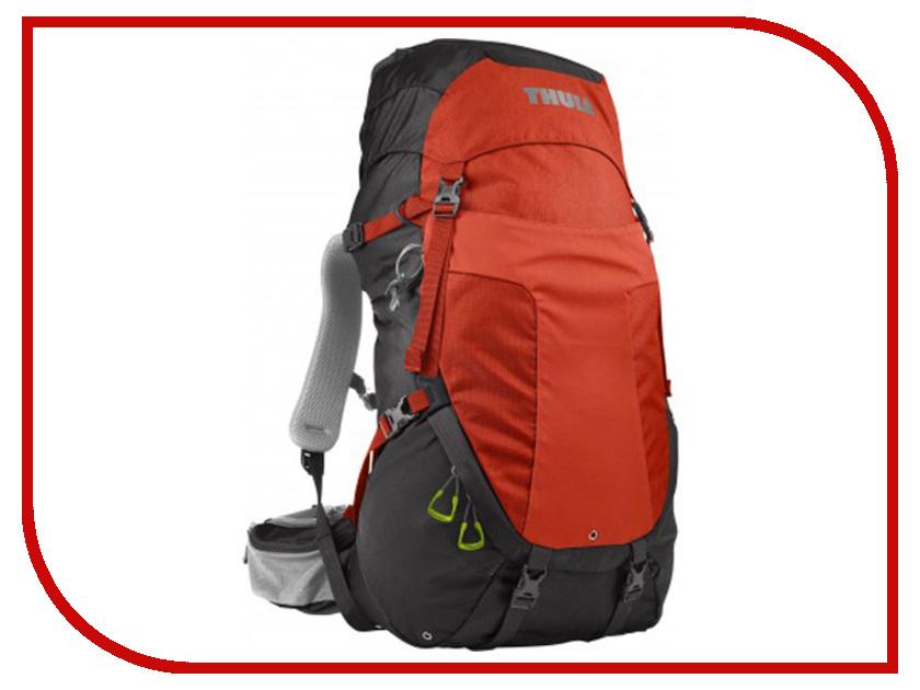 Рюкзак Thule Capstone 40L Mens Dark Grey-Orange 206804 рюкзак туристический мужской thule capstone цвет оранжевый черный 40 л