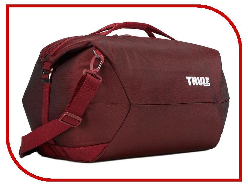 Сумка Thule Subterra Weekender Duffel 45L TSWD-345 Ember 3203518 сумка thule subterra backpack 40l dark bordo 3203445