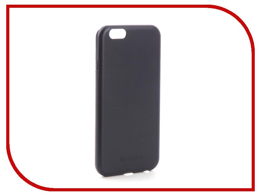 Аксессуар Чехол Melkco Armor для APPLE iPhone 6/6S Blue 6792 аксессуар чехол eva silicone для apple iphone 6 6s black carbon ip8a012b 6