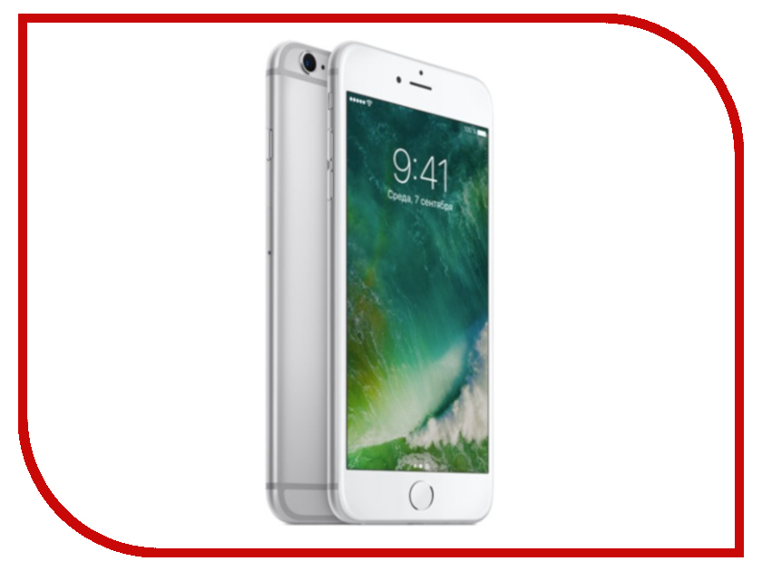 Сотовый телефон Apple iPhone 6S Plus 16GB Silver восстановленный смартфон apple iphone 6s plus