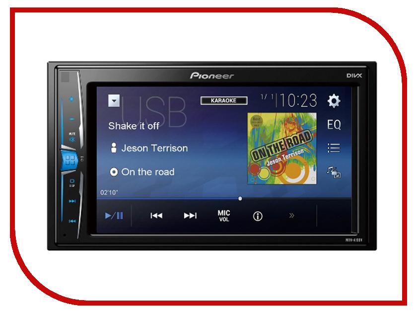 все цены на Автомагнитола Pioneer MVH-A100V онлайн