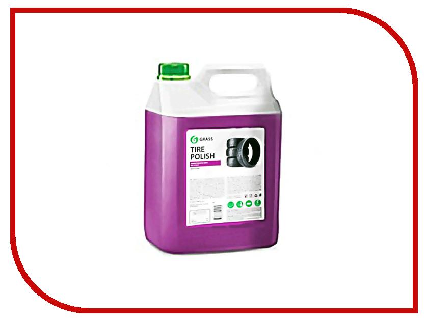 Купить Средство полирующее и защитное GRASS Tire Polish 110102