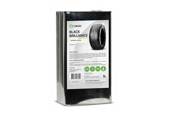 Средство чистящее Grass Black Brilliance 125101