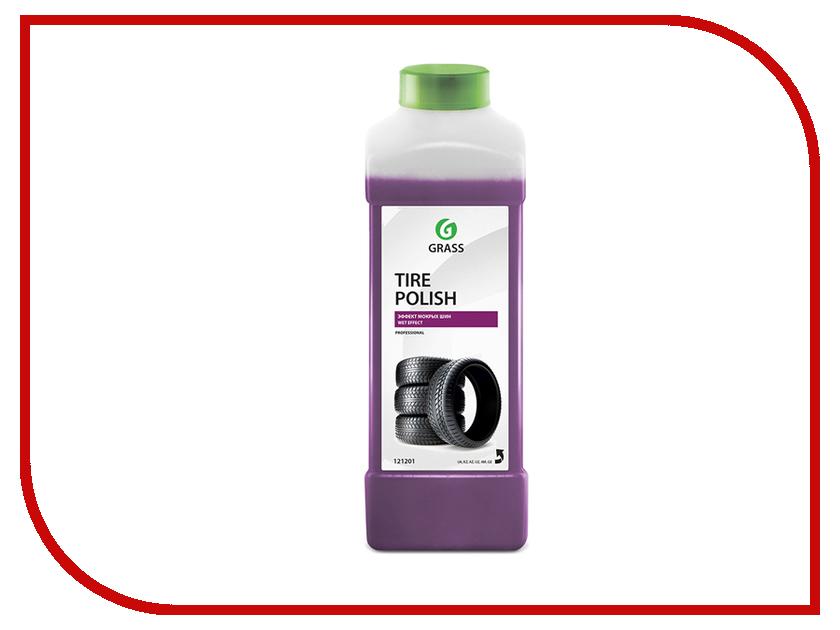 Купить Средство полирующее и защитное GRASS Tire Polish 1L 121201