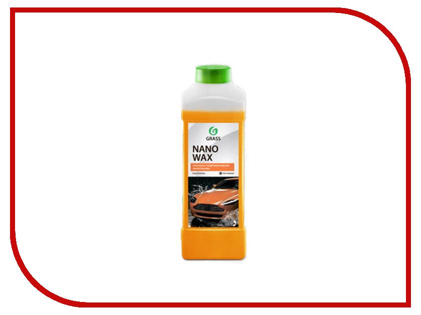 Нановоск с защитным эффектом Grass Nano Wax 1L 110253 цена