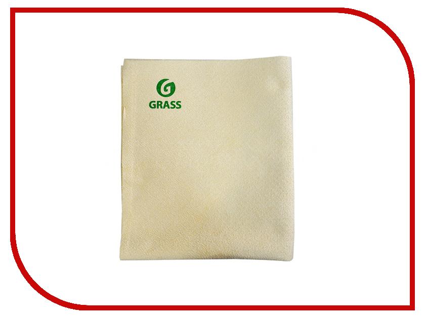 Салфетка замша Grass 45х54cm IT-0322