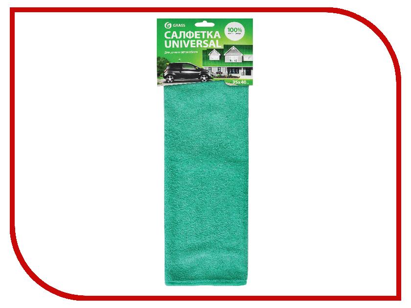 Салфетка микрофибра Grass 35x40cm IT-0306
