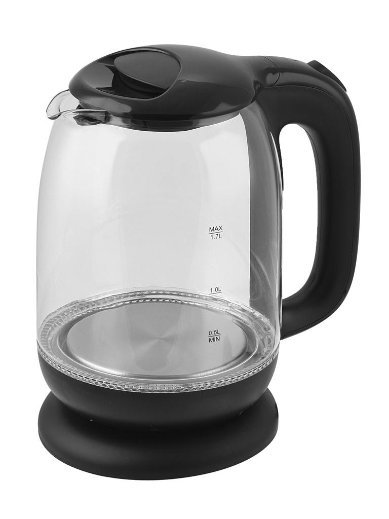 Чайник Kitfort KT-625-6 Black
