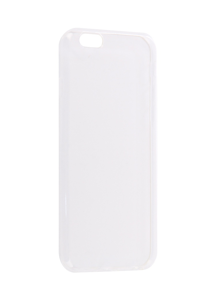 Чехол Innovation для APPLE iPhone 6 / 6s Silicone 0.3mm Transparent 12002