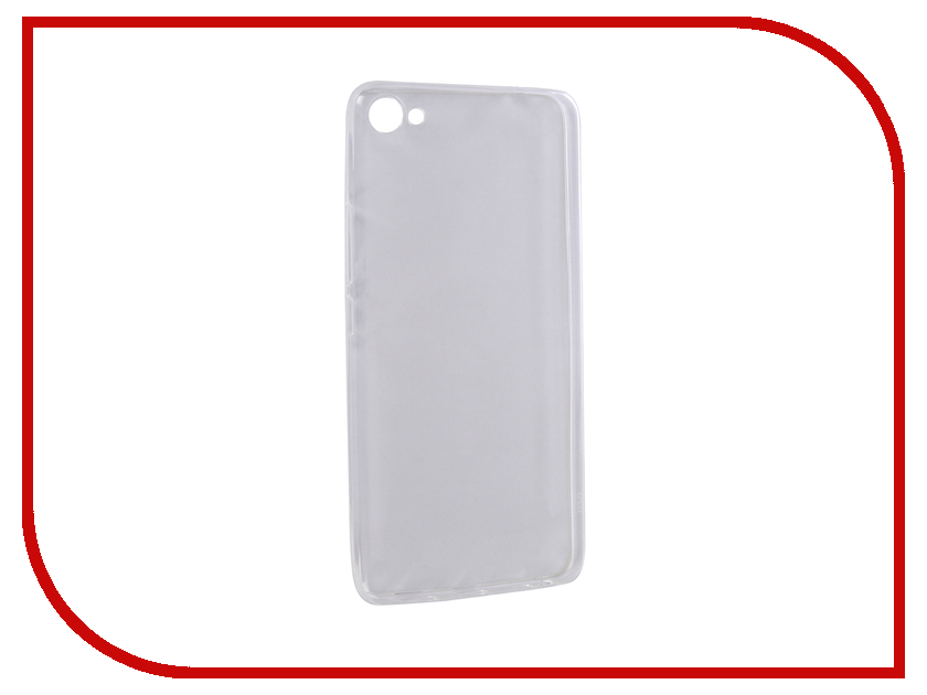 Фото Аксессуар Чехол-накладка для Meizu U20 Innovation Silicone 0.3mm Transparent 12018