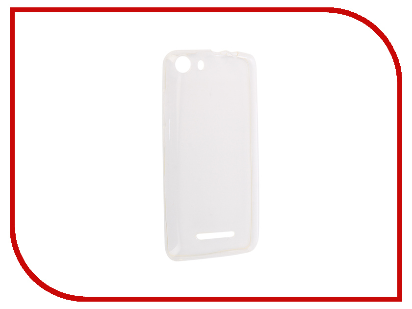 Аксессуар Чехол-накладка для Micromax Q334 Innovation Silicone 0.3mm Transparent 12020 аксессуар чехол micromax q450 canvas silver 5 activ flip case leather yellow 55387