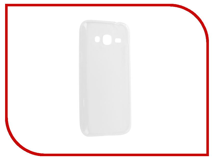 Аксессуар Чехол-накладка для Samsung Galaxy J3 2016 Innovation Silicone 0.33mm Transparent 12033 аксессуар чехол для samsung galaxy j3 2016 onext silicone transparent 70508