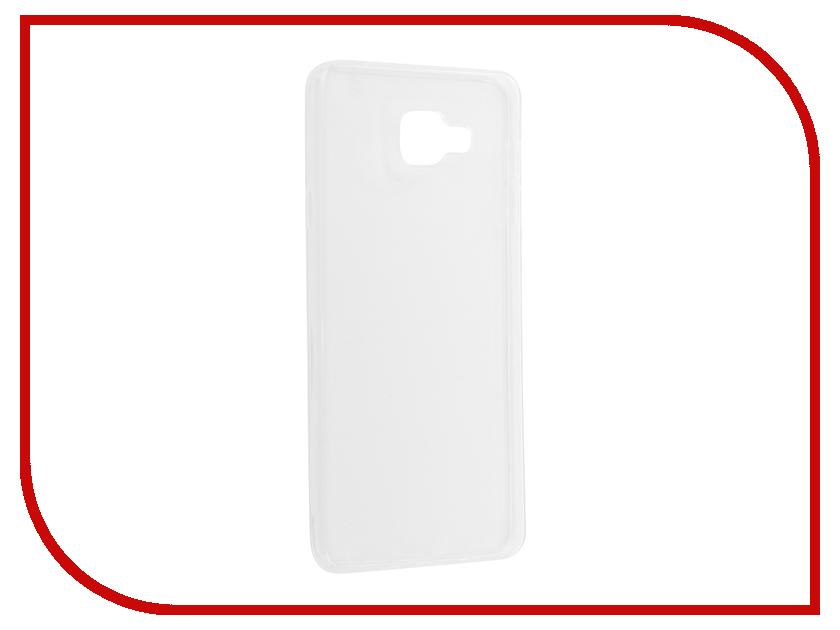 Аксессуар Чехол-накладка для Xiaomi  5S Plus Innovation Silicone 0.33mm Transparent 12046