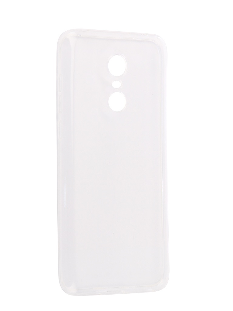 Аксессуар Чехол Innovation для Xiaomi Redmi 5 Plus Silicone 0.3mm Transparent 12052