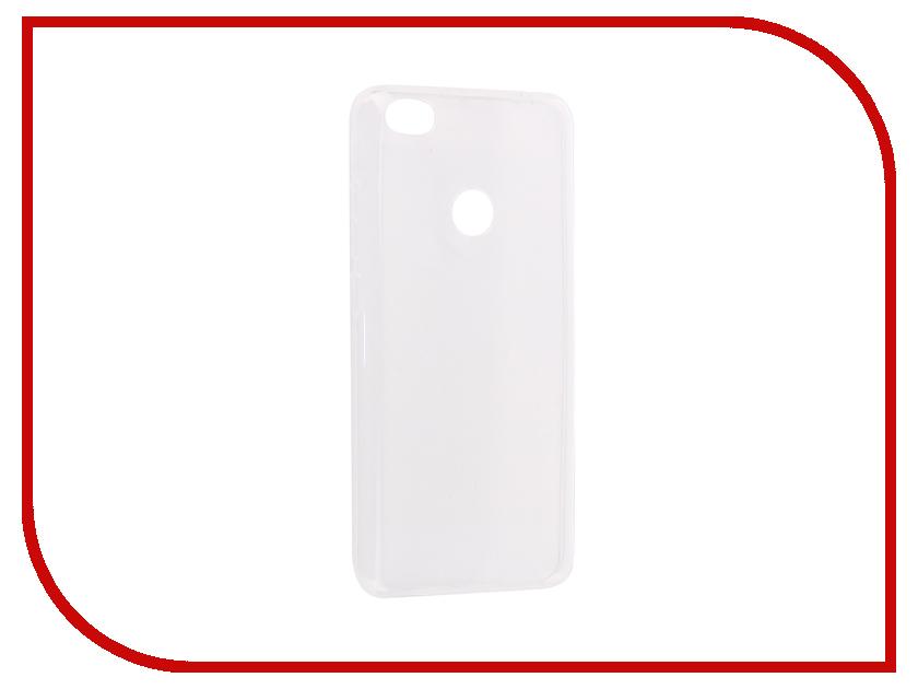 Аксессуар Чехол-накладка для Xiaomi Redmi Note 5A Innovation Silicone 0.33mm Transparent 12057 аксессуар чехол накладка для xiaomi mi max innovation silicone 0 3mm transparent 12043