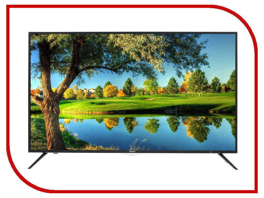 Телевизор Haier LE43K6500U телевизор haier le32k6000s page 5