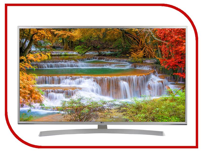 где купить Телевизор LG 49UK6390 дешево