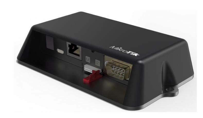 Точка доступа MikroTik LtAP Mini RB912R-2nD-LTm цена и фото