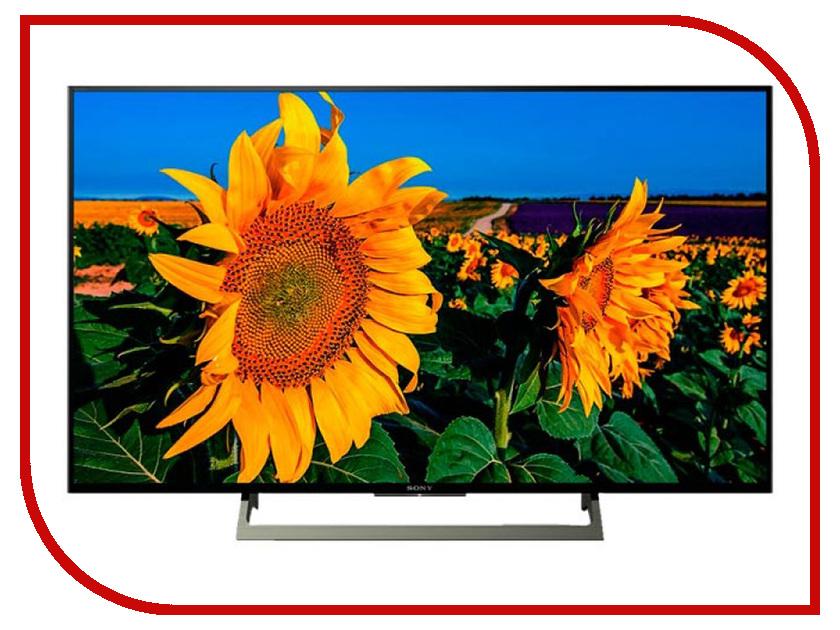 Телевизор Sony KD-49XF8096 телевизор sony kd 75xe9005
