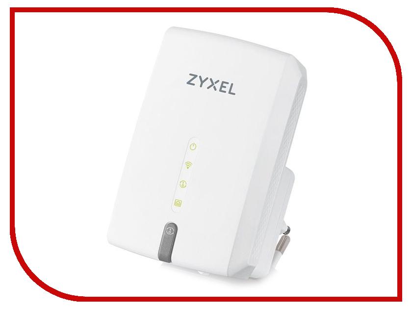 Wi-Fi усилитель ZYXEL WRE6602 басовый усилитель ampeg svt 7pro