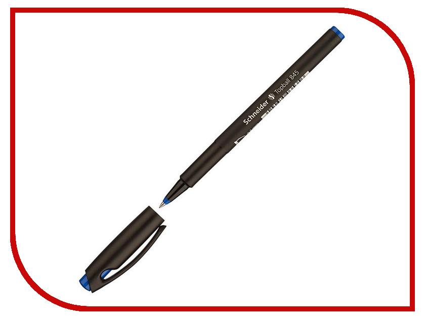 Ручка-роллер Schneider Topball Blue 845184503 ши наайд schneider механический карандаш профессиональный графический дизайн инженеры ручка 0 5mm