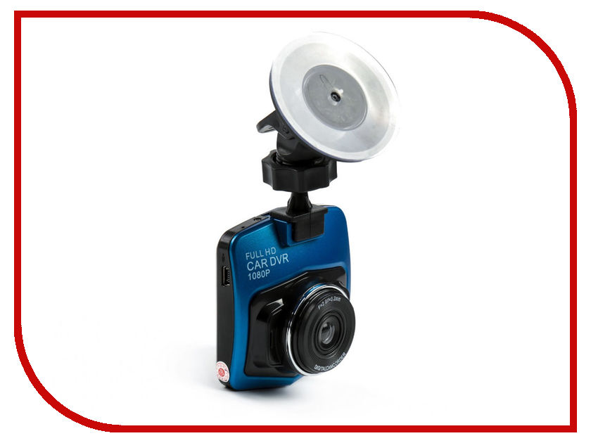 Видеорегистратор Torso 2.3 TFT Blue 3043387 губка torso микс 2642006